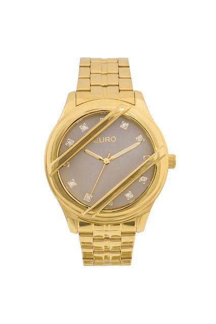 440f01a67e6 Relógio Euro Feminino Strappy EU2039JB 4C