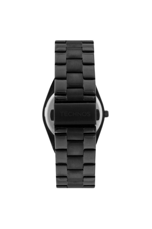 e7646eaaa91be Relógio Technos Trend Feminino Preto 2115KZS 5P - Off Premium