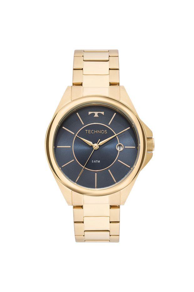 3869056373e Relógio Technos Feminino Elegance Dress Dourado - 2115MOO 4A - Off ...