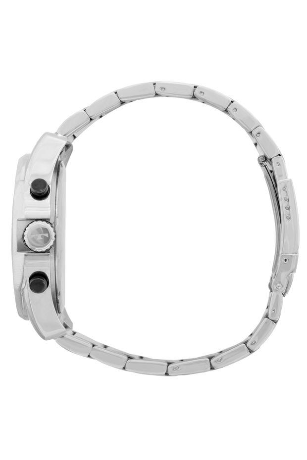 07ac847810bc2 Relógio Technos Skymaster JS15EN 1C Prata - Off Premium