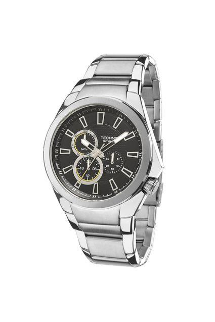 Relógio Technos Skymaster Masculino Multifunção - 6P29AHZ 1P fc97f3a87f