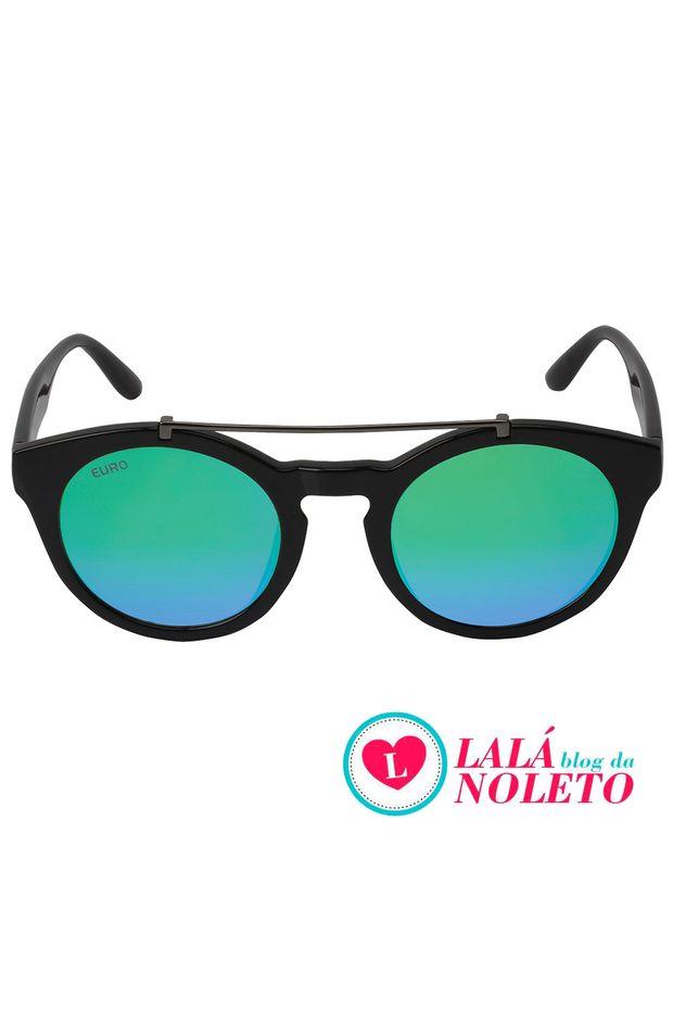 71a6826a4af85 Óculos de sol Euro Fashion Team Espelhado Verde - OC0139EU 8P - Off ...