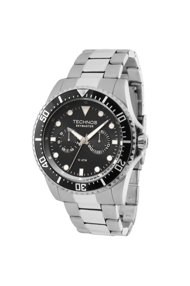 582697c7efb35 Off Premium · Masculino · Relogios. Relógio Technos Masculino Skymaster  Analógico - 6P25BG 1P