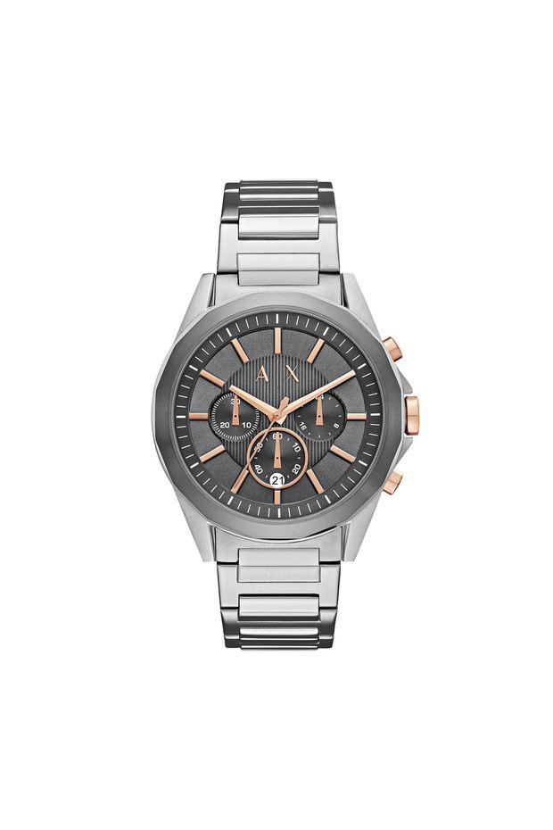 4cfec2a7164 Relógio Armani Exchange Masculino Drexler - AX2606 1KN - Off Premium