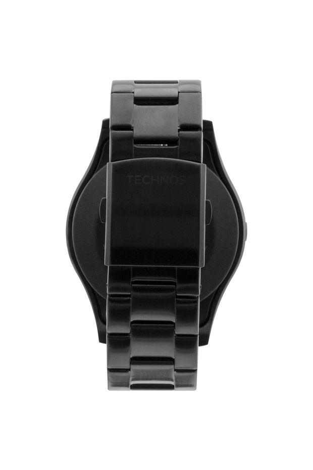 Relógio Technos Connect Preto SRAF 4P - Off Premium 614e52a594