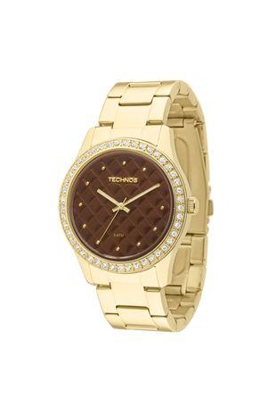 25c56c0031669 Relógio Technos Trend Feminino Analógico - 2035LXS 4M