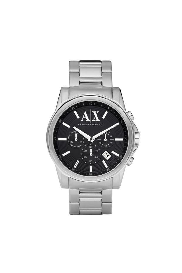 f37949f7cc3 Relógio Armani Exchange Masculino Outerbanks - AX2058 1KN - Off Premium