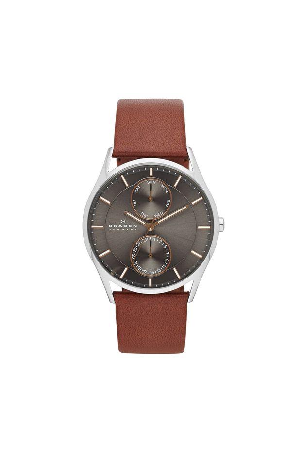 989bf3d165c Relógio Skagen Feminino Prata Holst - SKW6086 0CN - Off Premium