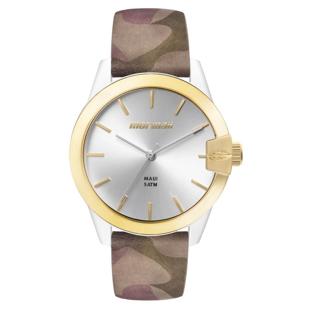 46683624dedeb Relógio Mormaii Feminino Luau - MO2035IL 8B - Off Premium Mobile