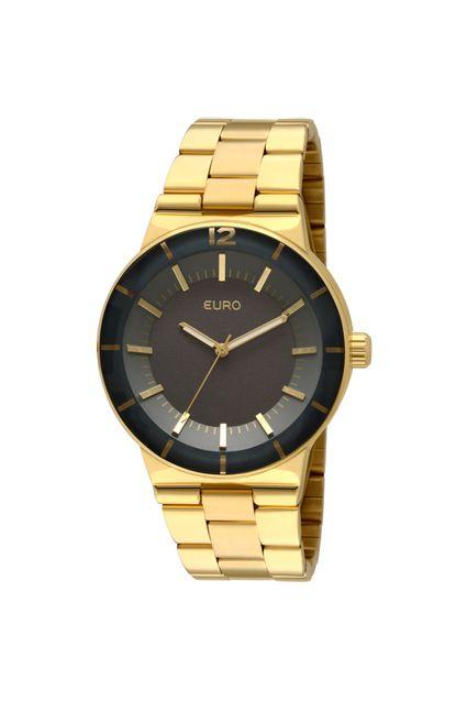 688b2d37b05 Relógio Euro Feminino Elva EU2036AIZ 4C - Dourada