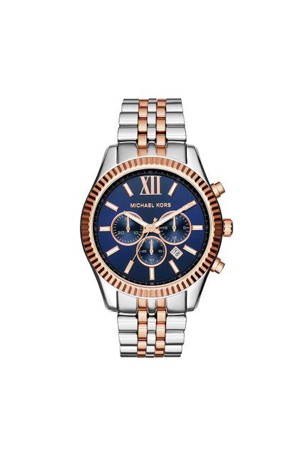 6a62c8d5884 Relógio Michael Kors Feminino Prata Mkors - MK8412 5AN