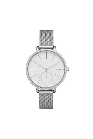 faa14f9c649 Relógio Feminino Skagen Hagen Prata - SKW2358 1BI