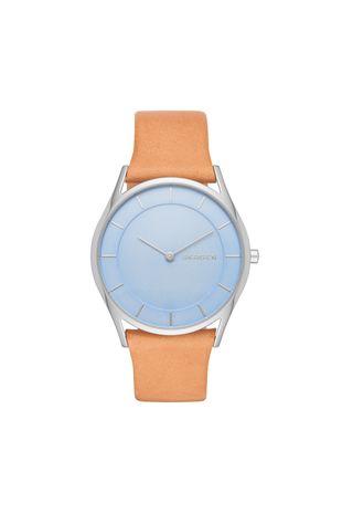 005aa69354c Relógio Skagen Feminino Holst Laranja - SKW2451 0AN