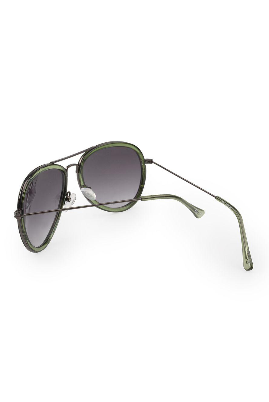 15722fe64e8ad Óculos de sol Euro Aviador Verde - OC191EU 8C - Off Premium