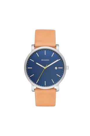 790a144ef0a Relógio Skagen Masculino Hagen Laranja - SKW6279 0AN