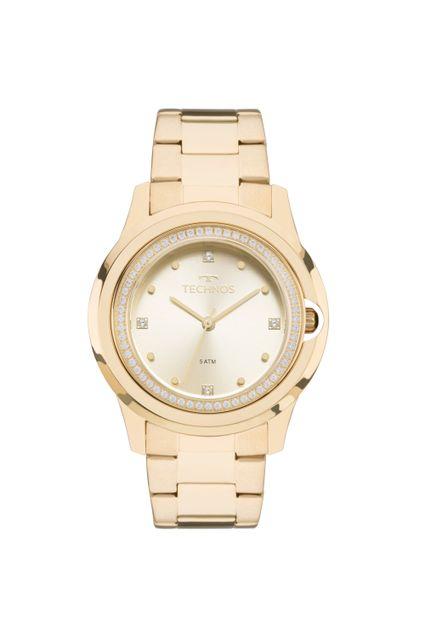 Relógio Technos Feminino Crystal 2035MLH 4X b56fc6b12e