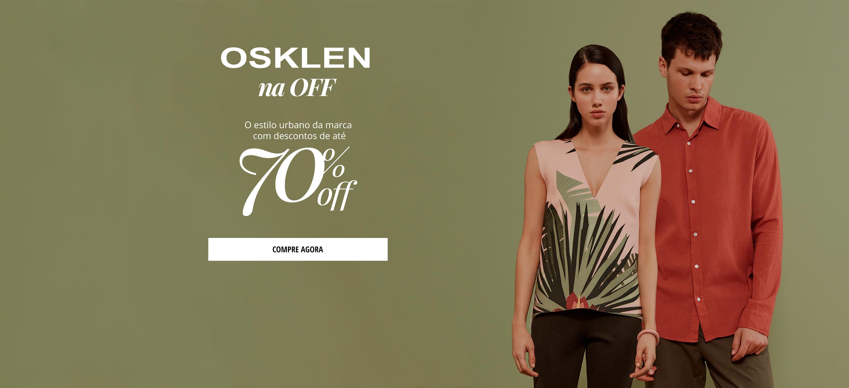 Lançamento Osklen