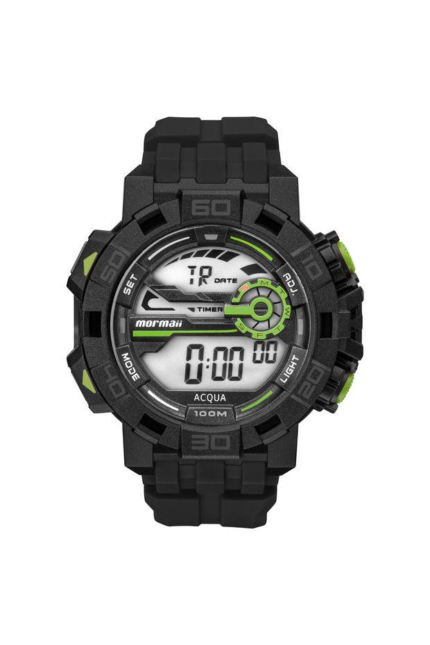 deb9fa0f9fb06 Relógio Mormaii Masculino Action - MO1148AC 8A - Off Premium