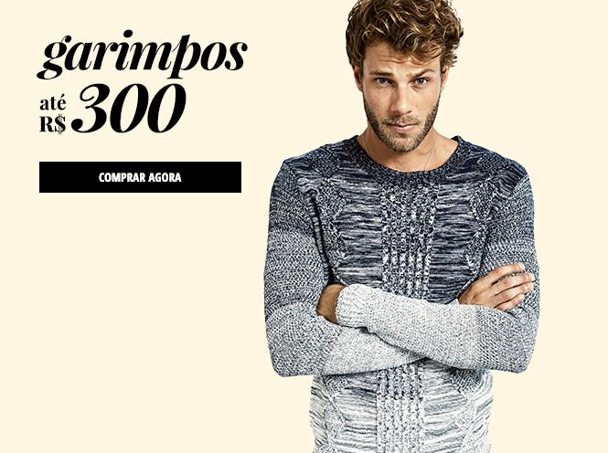 Garimpos 300