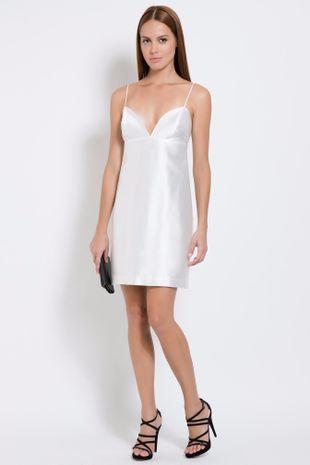 b51652c533 Feminino - Vestido ANIMALE   A.BRAND 40 – Off Premium