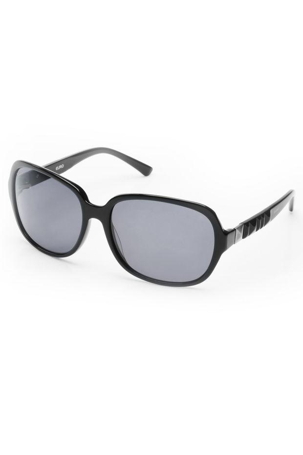Óculos sol Euro Feminino Portugal Preto - OC007EU 2P - Off Premium b90e1efe90