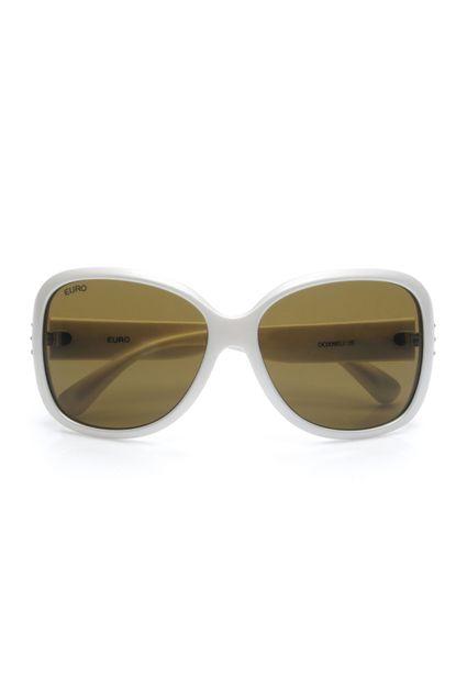 781eef1f09555 Óculos sol Euro Feminino Paris Marrom - OC005EU 2B