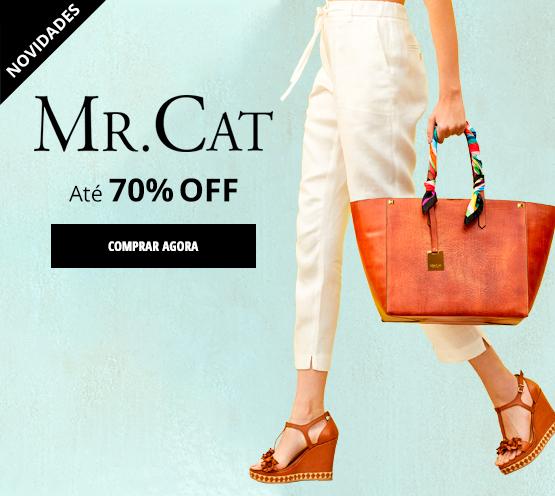 Mr Cat/ Calças BF
