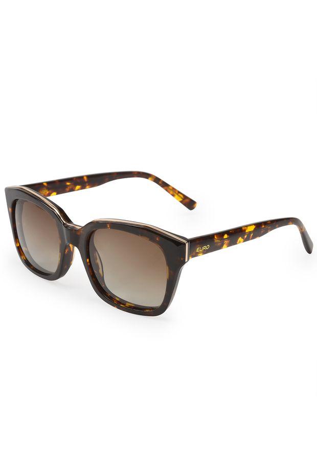 Óculos de sol Euro Feminino Retangulares - OC188EU 8M - Off Premium 65e9c886df