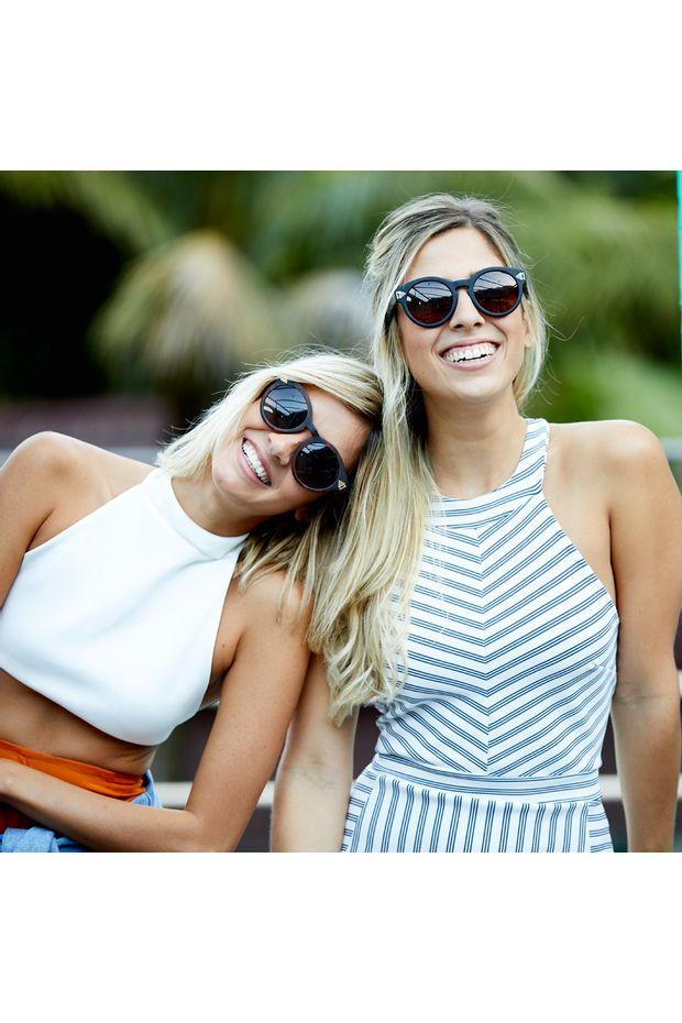 3274761896385 Óculos de sol Euro Tribal Preto - OC208EU 8M - Off Premium