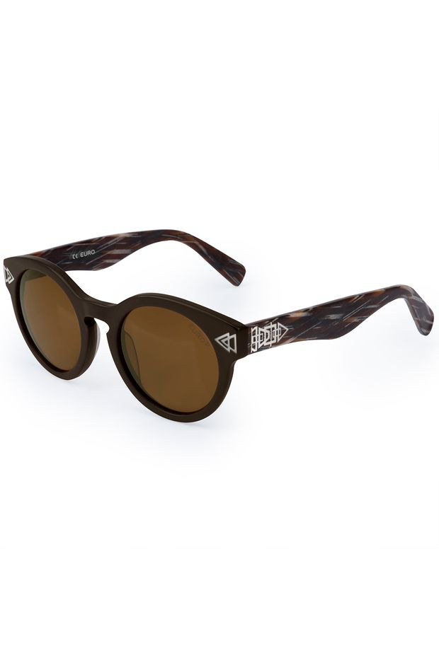 5981cec9684d8 Óculos de sol Euro Tribal Marrom - OC207EU 8P - Off Premium