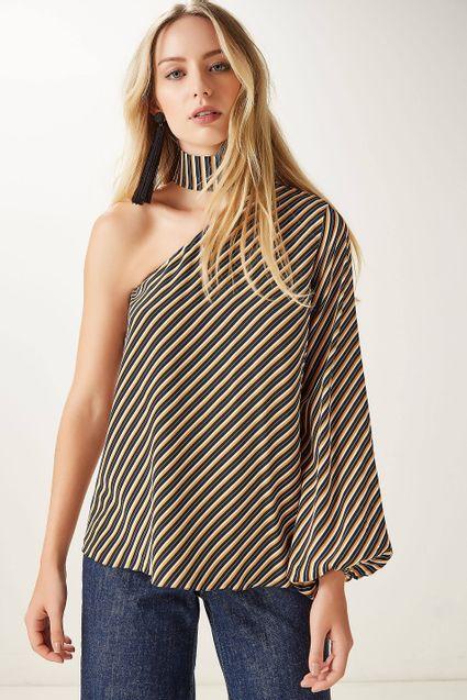 Blusa em Feminino - Blusa ANIMALE 44 de R 0 65b93380c15