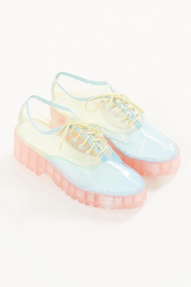 f7eedcb475 Sapato Oxford Transp Colorido - Off Premium
