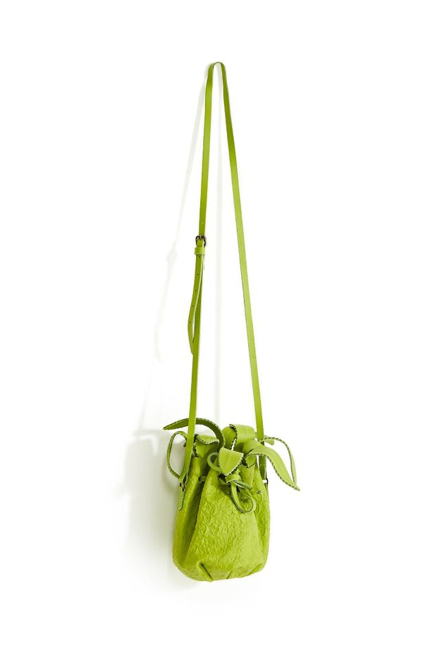 c69f09d1d Bolsa Mini Abacaxi Franja Fluor - Colorido - U
