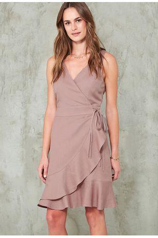 83421c07a4 Vestido Midi Linho – Off Premium