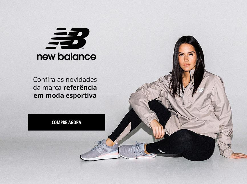 Secundários - New Balance / Semana do consumidor