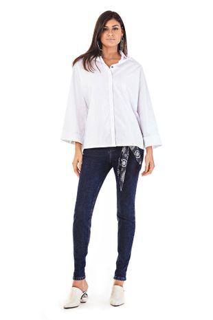 b260e7771cd2d1 Branco em Feminino - Camisa – Off Premium