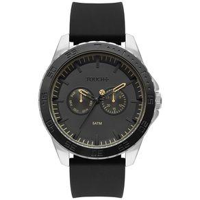 Relógio Touch Unissex Xl Prata TW6P25AB/3P TW6P25AB/3P