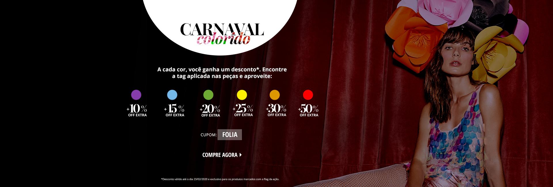 Carnaval colorido