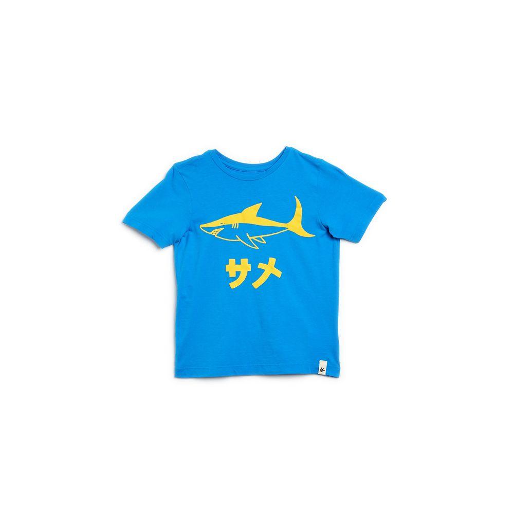 Camiseta Silk Tubarao Azul Koniro - 10