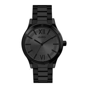 Relógio Euro Boyfriend Feminino Preto EU2036YPF/4C EU2036YPF/4C