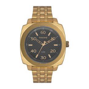 Relógio Touch Unissex Dourado TW2039KSQ/4C TW2039KSQ/4C