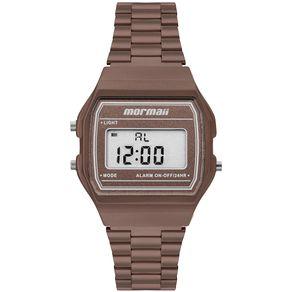 Relógio Mormaii Unissex Vintage Marrom MOJH02BJ/8M MOJH02BJ/8M