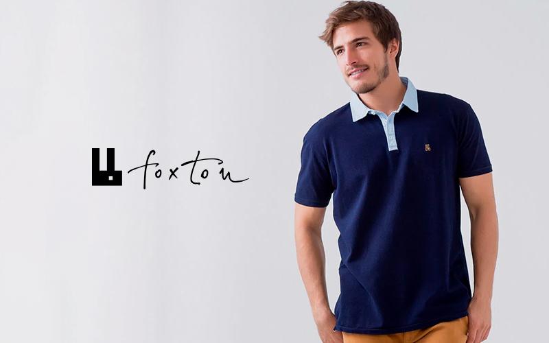 Foxton para looks clássicos e contemporâneos | OFF Premium