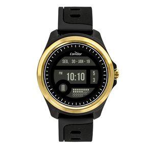Relógio Condor Masculino Digital + Dourado COKW05CAA/8D COKW05CAA/8D