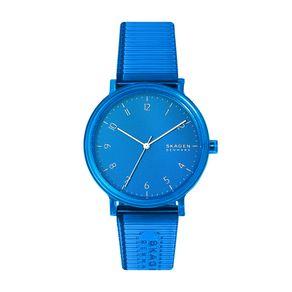 Relógio Skagen Aaren Unissex Azul SKW6602/2AN SKW6602/2AN