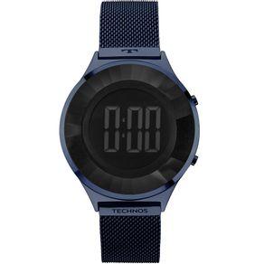 Relógio Technos Feminino Crystal Azul BJ3572AC/4P BJ3572AC/4P