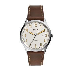 Relógio Fossil Masculino Forrester Prata FS5589/0MN FS5589/0MN