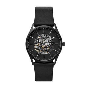 Relógio Skagen Masculino Holst Automatic Preto SKW6580/0PN SKW6580/0PN