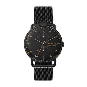 Relógio Skagen Masculino Horizont Preto SKW6538/1PN SKW6538/1PN