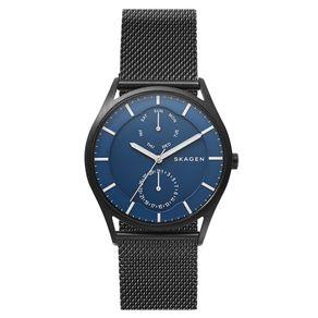 Relógio Skagen Masculino Gents Holst Preto - SKW6450/1PN SKW6450/1PN